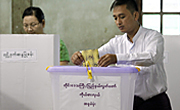 Pierwsze wolne wybory w Birmie