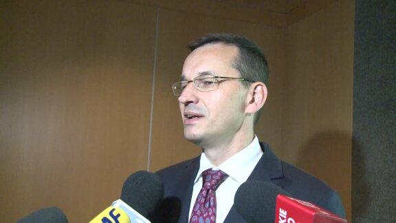 Wicepremier M. Morawiecki przeciwny Brexitowi