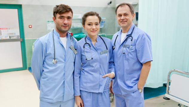 """""""Szpital""""- poznaj lekarzy"""
