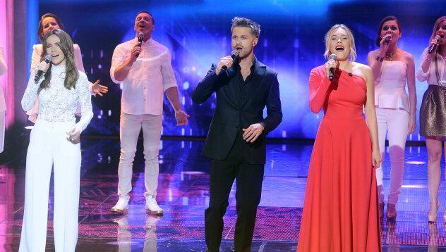 Żmuda-Trzebiatowska, Lamparska, Zakościelny i Sound 'N' Grace na scenie!