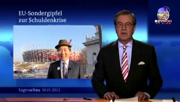 EURO 2012 - zapraszamy Niemców