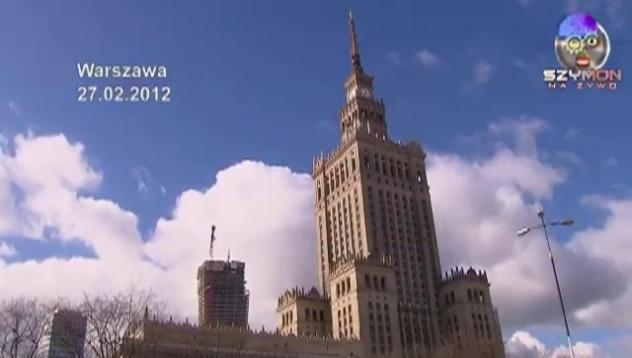 Zamalowany największy billboard w Warszawie