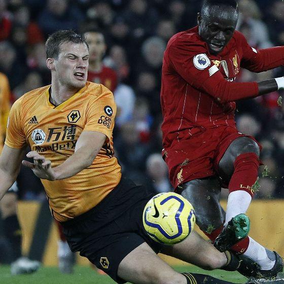 Wolverhampton Wanderers - Liverpool FC