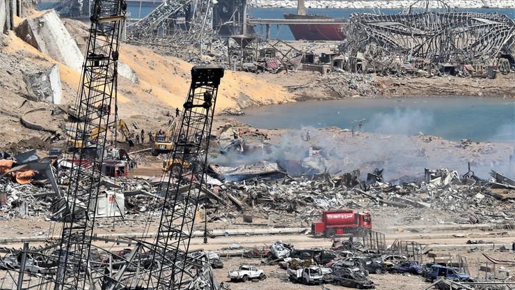 Ładunek saletry amonowej, który eksplodował w Bejrucie, należał do Rosjanina