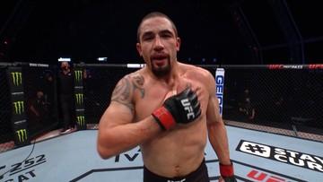 UFC Fight Night: Zwycięstwo Whittakera w wyrównanej walce wieczoru