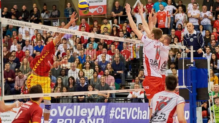 Zwycięska passa IBB Polonii Londyn poprzedza mecze w Pucharze CEV