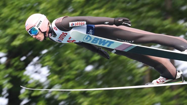 Letnia GP: Kubacki wygrał kwalifikacje w Klingenthal