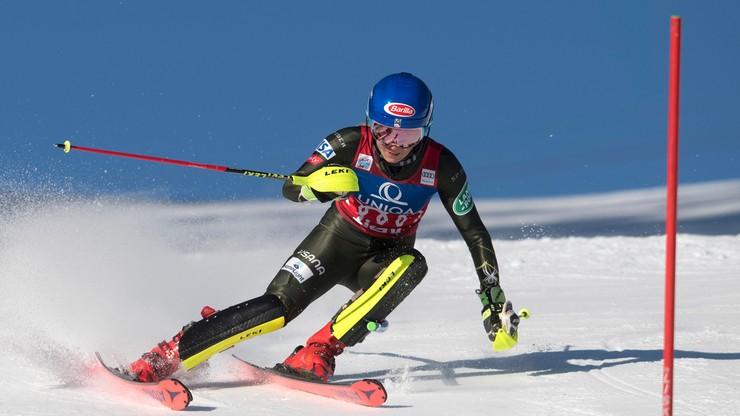 Alpejski PŚ: Shiffrin ponownie najlepsza w Lienz