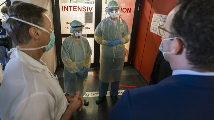 Niemcy chcą zatrudnić 14 tys. lekarzy z Syrii