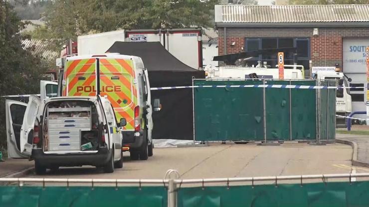 39 ciał imigrantów w ciężarówce. Irlandczyk ma być sądzony w Wietnamie