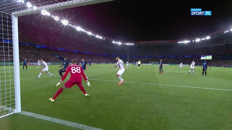 2019-11-06 Paris Saint-Germain - Club Brugge 1:0. Skrót meczu