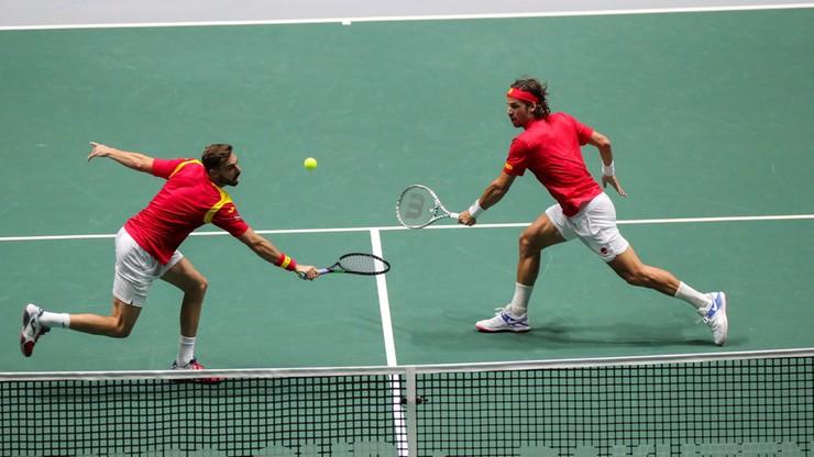 Puchar Davisa: Hiszpania wygrała z Rosją