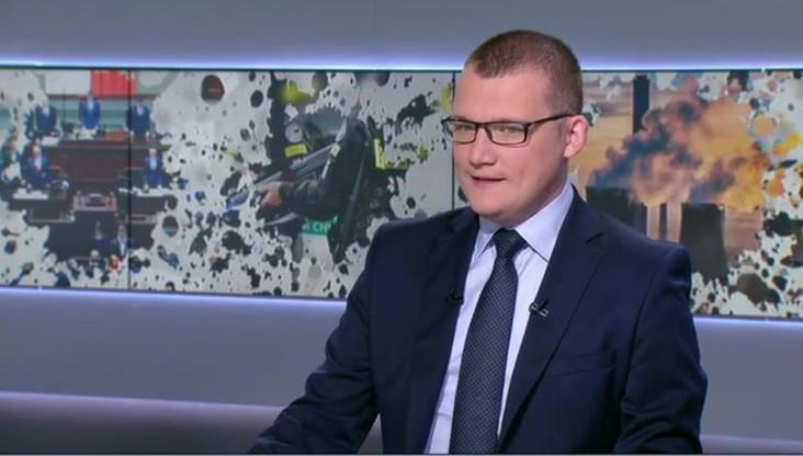 """Paweł Szefernaker w """"Graffiti"""". Oglądaj od 7:45"""