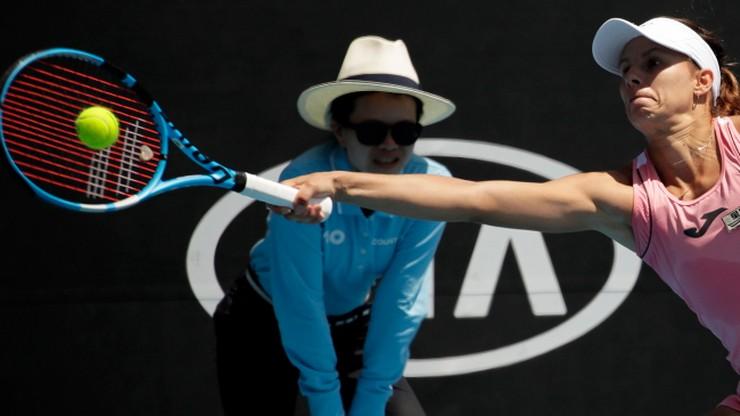 Australian Open: Rosolska lepsza od Linette w meczu deblistek