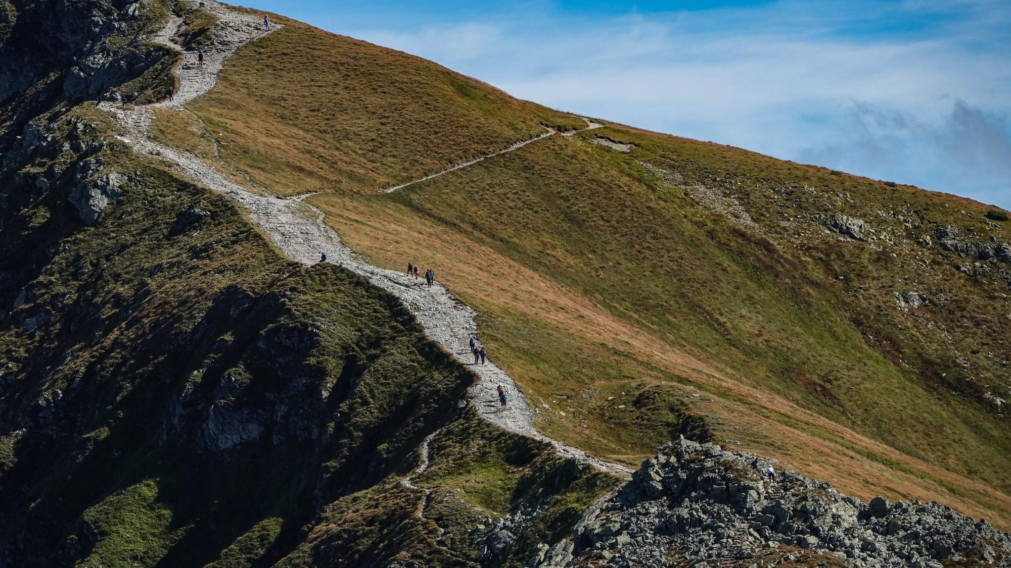 Piękno Tatr tuż przed opadami śniegu - zdjęcie 1