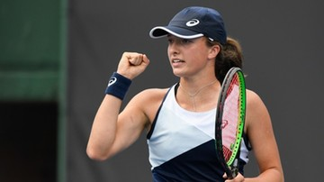 French Open: Iga Świątek awansowała do trzeciej rundy