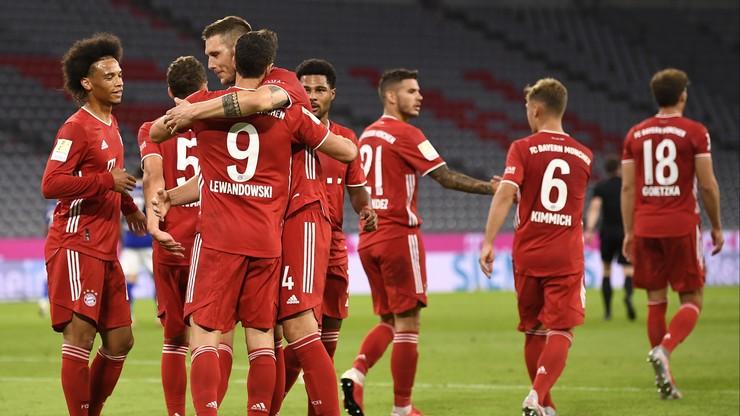 Bayern - Sevilla: Gol w dogrywce! Relacja na żywo