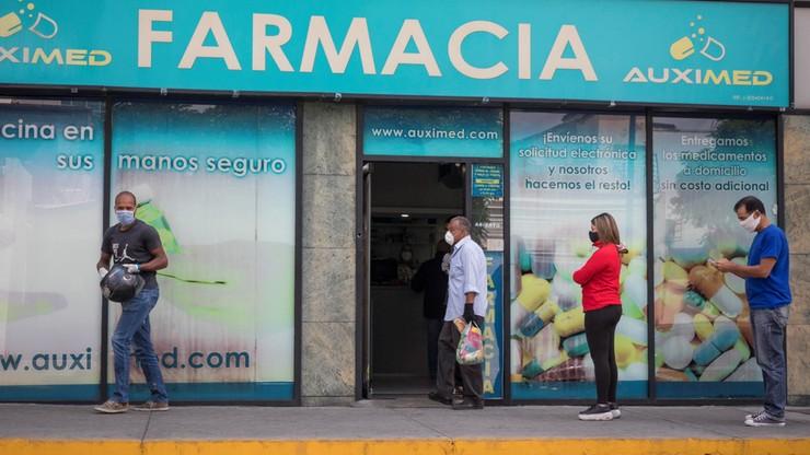 Hiszpański piłkarz został… aptekarzem. Wszystko przez pandemię koronawirusa