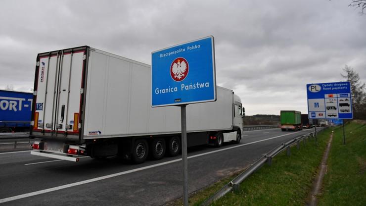 Nowe ograniczenia na granicy. Kwarantanna dla osób podróżujących do pracy