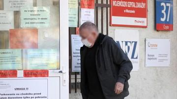 Koronawirus w Polsce. Zmarły kolejne cztery osoby