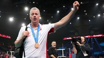 Heynen podaruje medal Pucharu Świata... kibicowi! Zrobi to pod jednym warunkiem