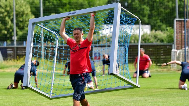 Fortuna 1 Liga: Doświadczony trener poprowadzi Odrę Opole