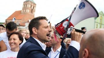 Trzaskowski: kancelaria prezydenta będzie apolityczna