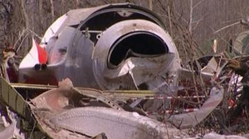 Rosyjski publicysta: bez wybuchu samolot i ludzie nie mogli znaleźć się w takim stanie