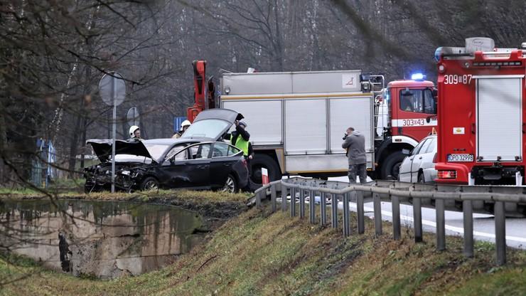 Tragiczny bilans na drogach. Od Wigilii zginęło 29 osób