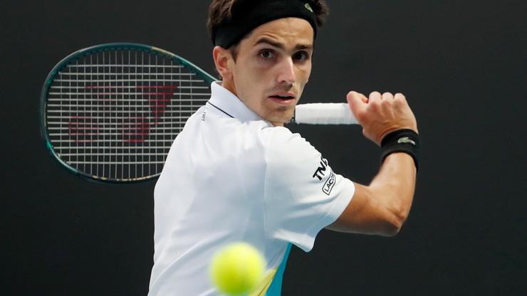 Australian Open: Odpadli broniący tytułu w deblu Herbert i Mahut