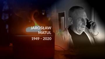 """Pogrzeb Jarosława Matula. """"Nigdy nie zawodził, a współpracownicy zawsze mogli na Niego liczyć"""""""