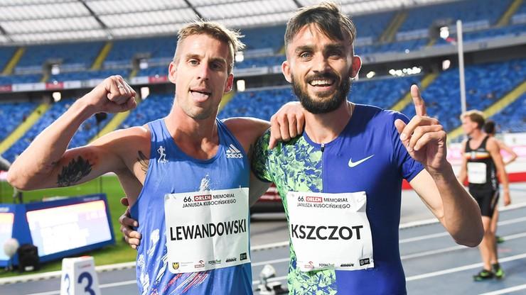 Marcin Lewandowski i Paweł Fajdek na 96. PZLA Mistrzostwach Polski. Start w piątek