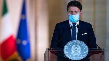 Lombardia prosi rząd, by wprowadził godzinę policyjną