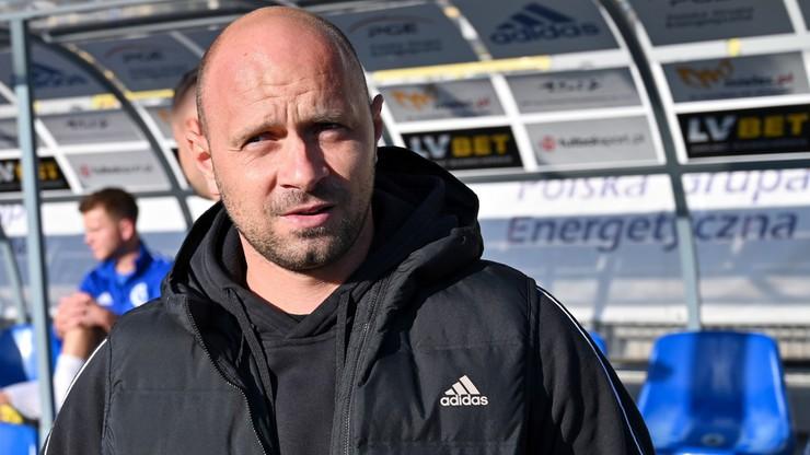 Skowronek: Jestem dumny, że zostałem trenerem Wisły