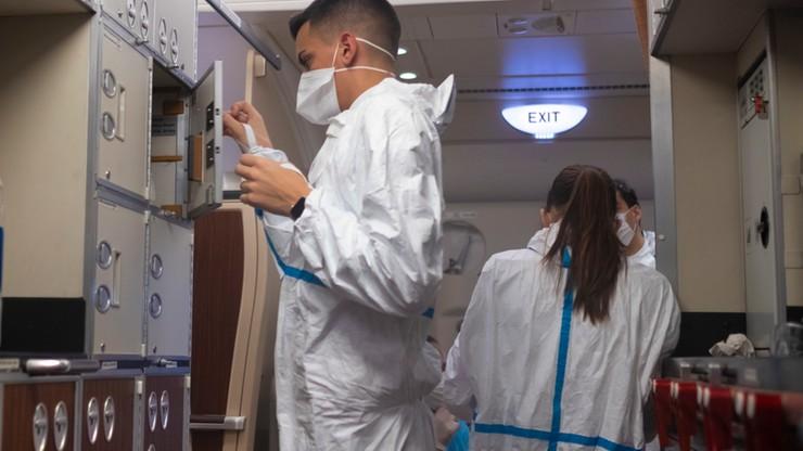 48 osób hospitalizowanych w Polsce z powodu koronawirusa. W prowincji Hubei został jeden Polak