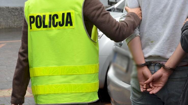48-latek aresztowany za znęcanie się nad rodzicami. To recydywista