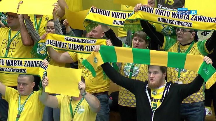 Aluron Virtu CMC Zawiercie – droga z IV ligi do gry w Pucharze Challenge