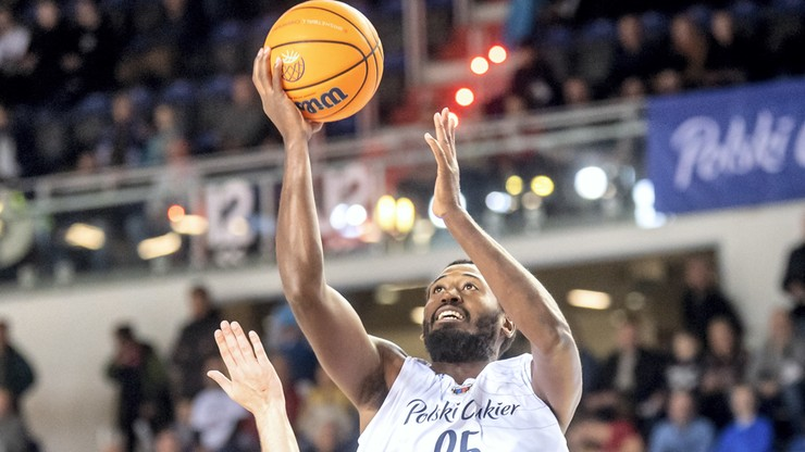 Liga Mistrzów FIBA: Sensacyjna wygrana Polskiego Cukru we Francji