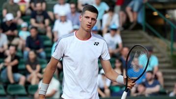 ATP w Wiedniu: Hurkacz zagra z turniejową dwójką