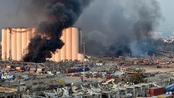 Polska wysyła pomoc do Bejrutu. Decyzja premiera