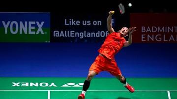 Dwukrotny mistrz olimpijski w badmintonie zakończył karierę