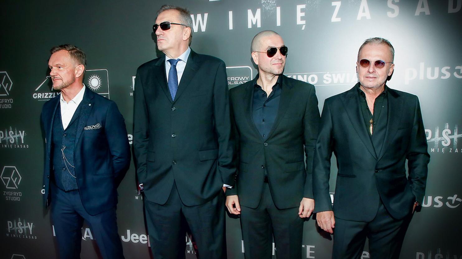 """""""Psy 3"""": Tak było na premierze. Co aktorzy powiedzieli o filmie?"""