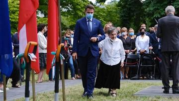 Zasadzono drzewo w parku Powstańców Warszawy. Powstanie tam izba pamięci
