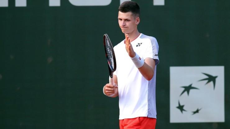 Hurkacz: Odwołanie Wimbledonu mnie nie zaskoczyło