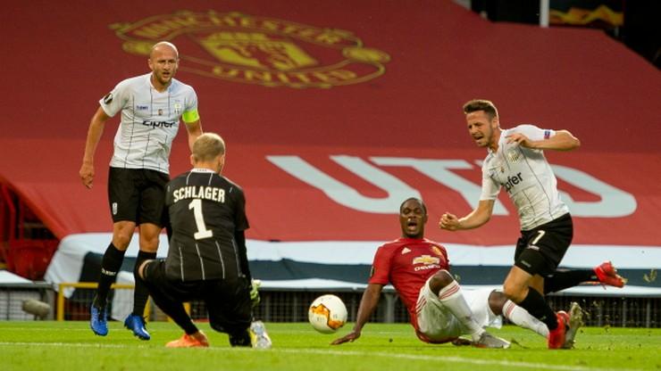 Liga Europy: Manchester United - FC Kopenhaga. Transmisja w Polsacie Sport Premium 2 - Polsat Sport