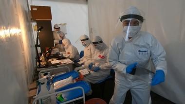 Wszystkie ręce na pokład. Studentka medycyny pomaga wykrywać koronawirusa