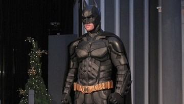 Chciał być jak Batman. Policyjna kontrola ujawniła, że stwarzał zagrożenie