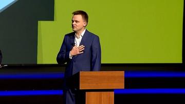 Szymon Hołownia ogłosił start w wyborach prezydenckich