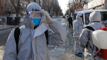Koronawirus. Pierwszy przypadek śmiertelny w Europie