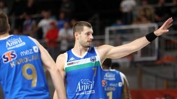 Kolejny trudny wyjazd Anwilu Włocławek w Lidze Mistrzów FIBA